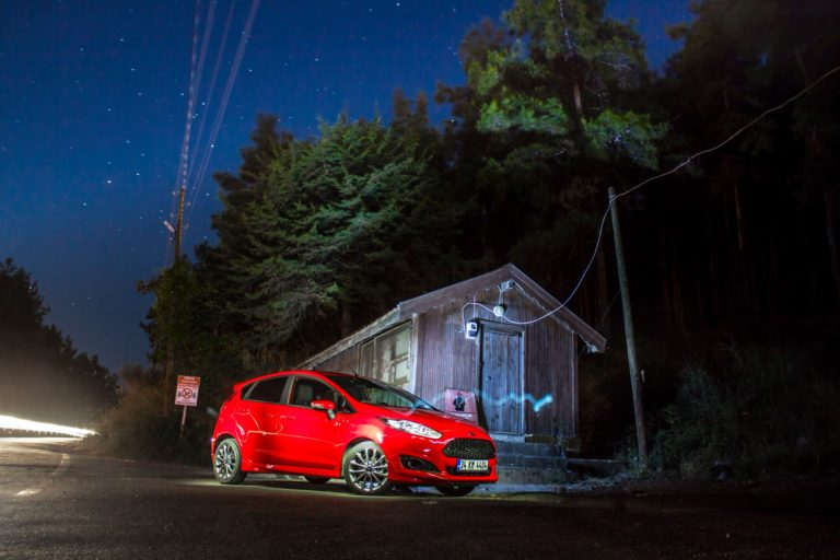 FORD FİESTA ST-LINE 1.0 ECOBOOST