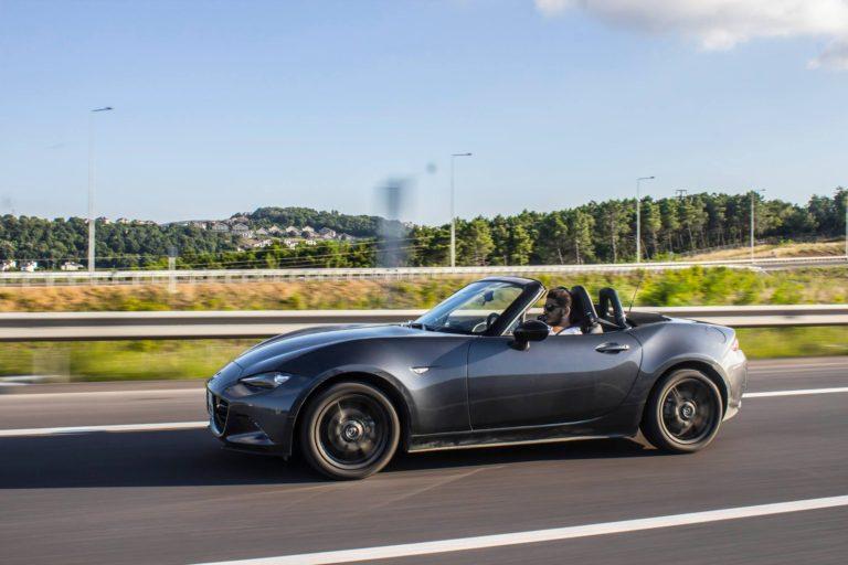 Mazda MX-5: Özgürlük