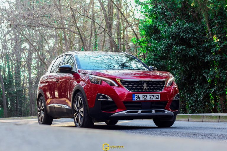 PEUGEOT SUV 3008 1.6 BLUEHDİ EAT6