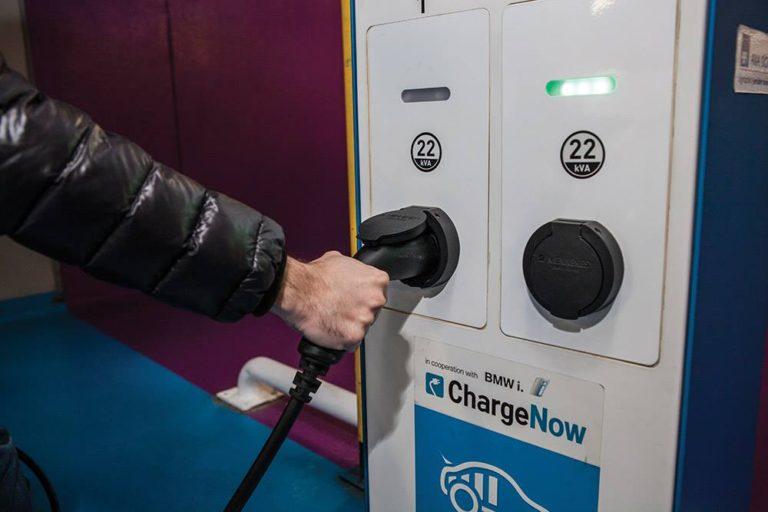 elektrikli araba nereden şarj edilir?