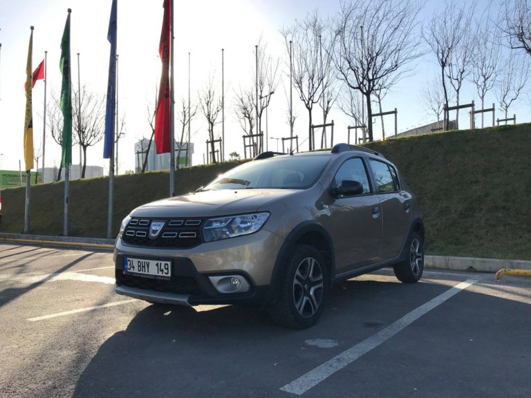 Dacia Sandero Stepway Easy-R