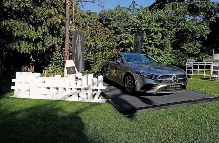 Yeni Mercedes-Benz A-Serisi Sedan Türkiye'de