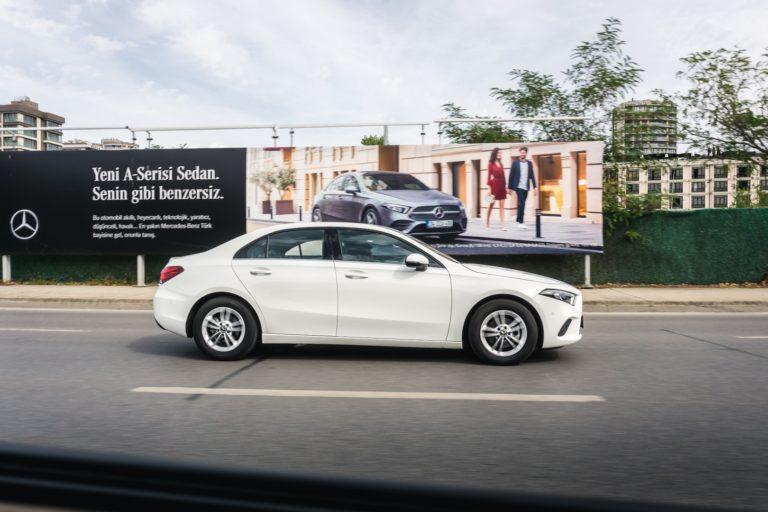 Mercedes Benz A-Sedan 180d