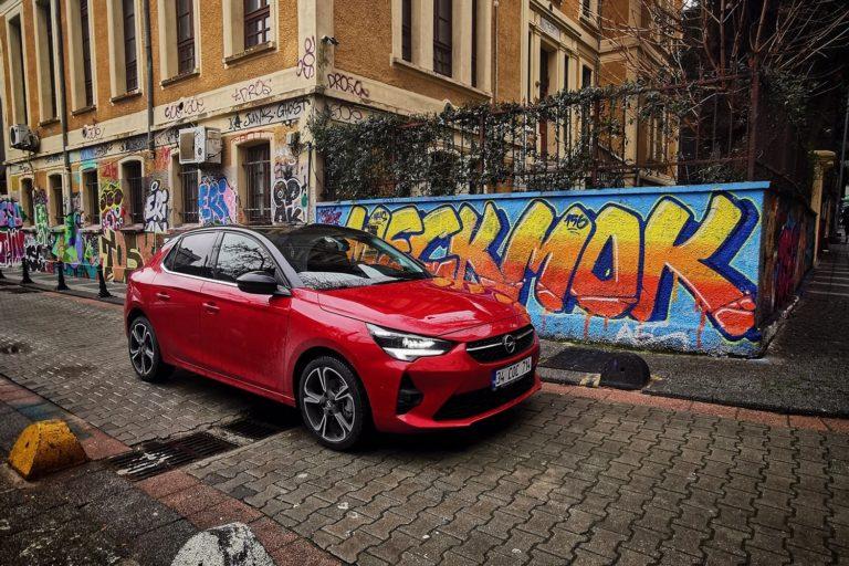 Opel Corsa 2020 1.2 lt 130 HP