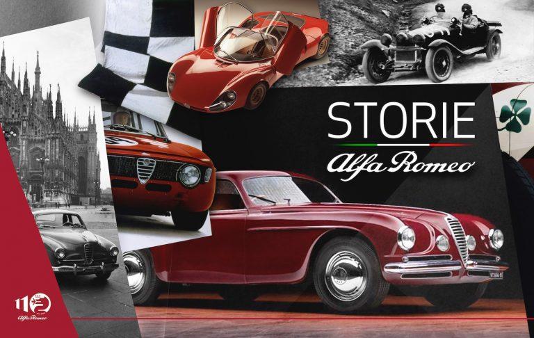 Alfa Romeo 110. Yaşında Geçmişin Kapılarını Açıyor