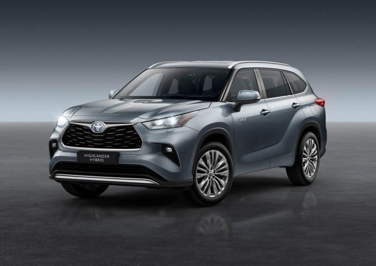 Toyota Highlander Avrupa'ya Geliyor