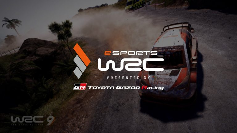 TOYOTA GAZOO Racing eSports WRC'nin Sponsoru Oldu