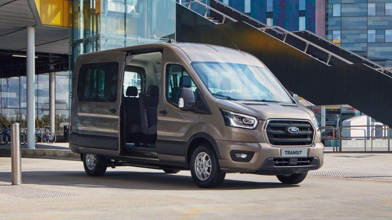 Ford Transit ailesinin yeni üyesi; Frigo Van