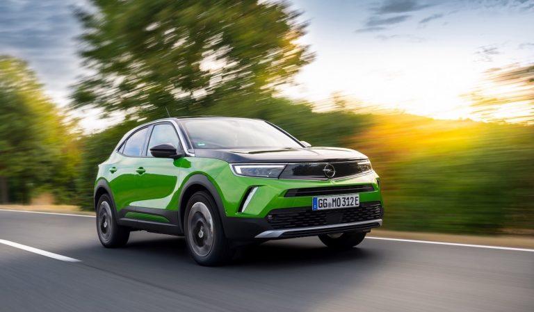 Opel Yeni Mokka'yı Türkiye'de Satışa Sundu