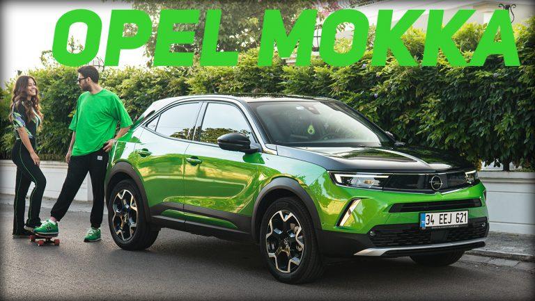 2021 Opel Mokka İncelemesi